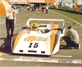 Lola T286 Thruxton Grid