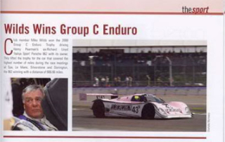 Porsche 962 Article